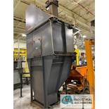 **AAF N-ROTOCLONE MODEL 1788595-003 WET DUST COLLECTOR; S/N N170020, SIZE 8 (DELAYED REMOVAL: 10/1/