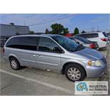 2007 2-WHEEL DRIVE CHRYSLER TOWN & COUNTRY TOURING MINIVAN; VIN:2A4GP54L17R310521
