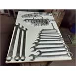 ARMSTRONG Tool Set, c/w Mobile Table