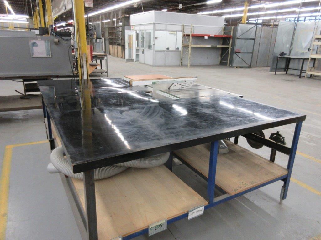 GENERAL table saw Mod: 350 - Image 3 of 3