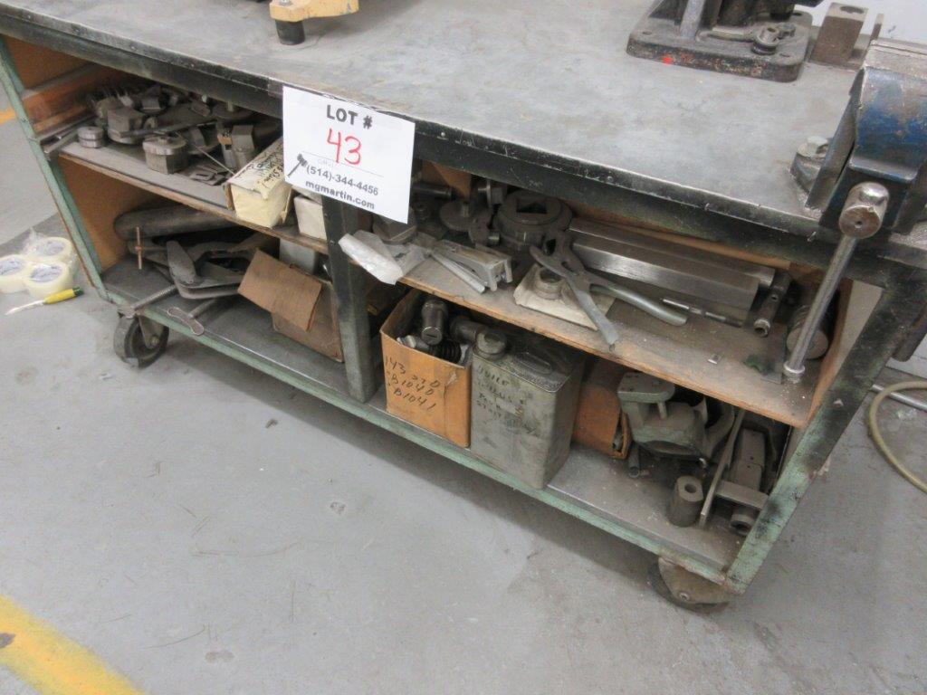 Table w/t vise only