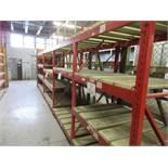 Sections industrial shelving 54w x 36d x 78h / 66w x 36d x 78h/ 80w x 36d x 78h /102w x 36d x 78h