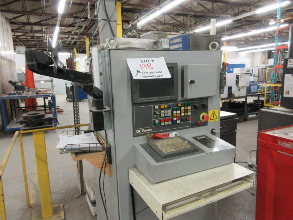 STRIPPIT Turret punch press (2001) , 30 Ton, Mod: 1500 H-30, 8ft large, air table system, - Image 2 of 17