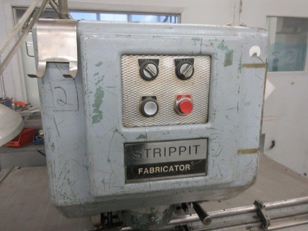 STRIPPIT HOUDAILLE Hole punch & press Mod:85860 , 550 volts, 30/30 - Image 4 of 9