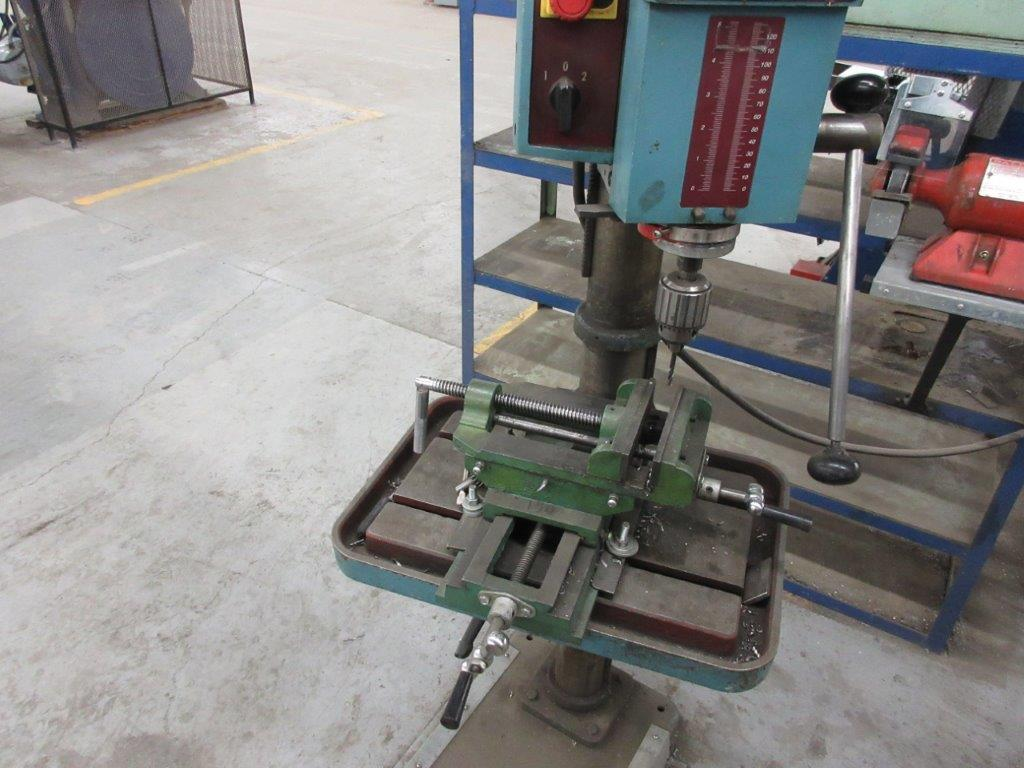 ARBOGA Drill Press Mod: A2608 w/t vise - Image 3 of 3