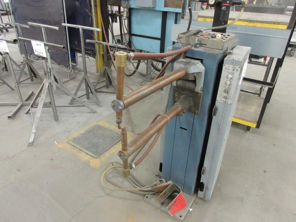 AH spot welder Mod: RATC 575 V, 30 KVA - Image 3 of 4