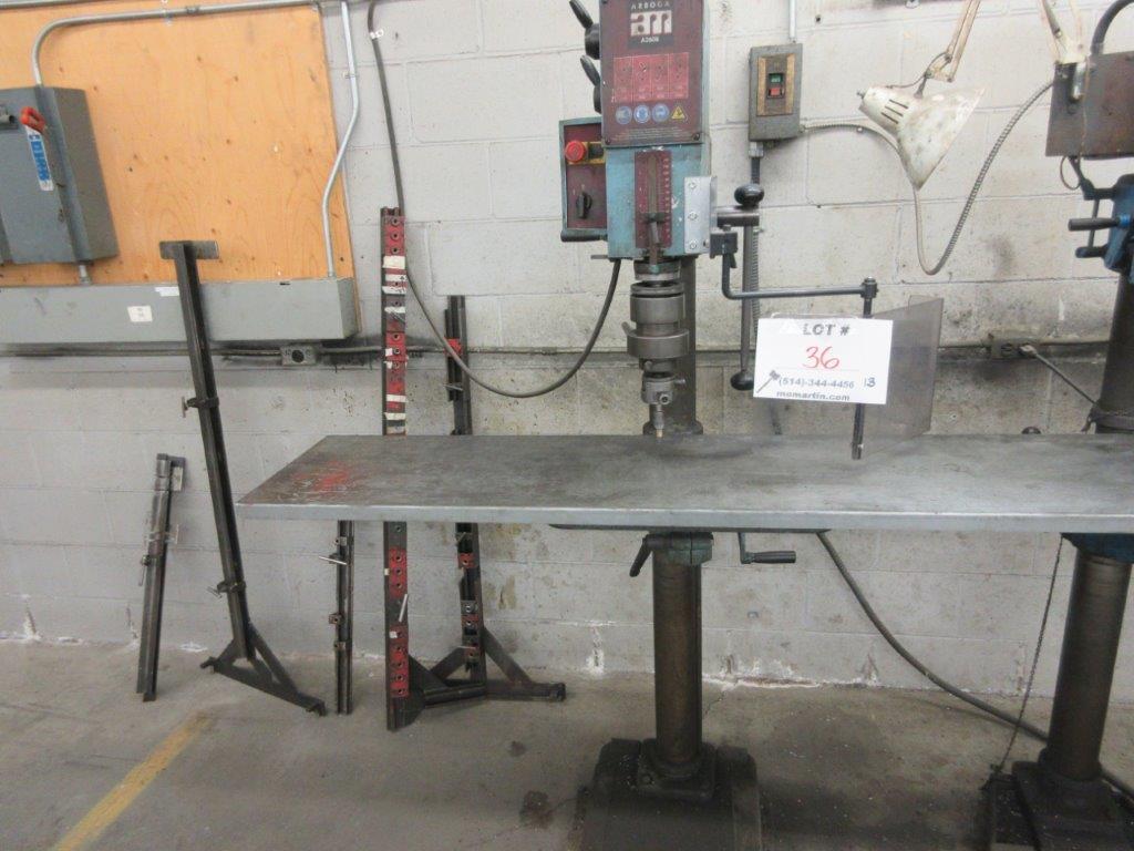 ARBOGA Drill Press Mod: A2608