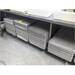 s/s screened trays