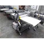 HyperFlow Specialite dough sheeter, 22 in. x 68 in. conveyor w/ VSD