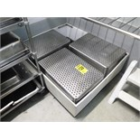 s/s perforated trays