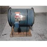 Howden Buffalo Adjustable-Pitch Axial-Flow Fan Adjustax