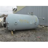 2500 Gal Pfaudler Glass Lined Vertical Chemstore, 30#
