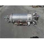 100 Gal Tolan Reactor Body, 304 S/S, 140/100#