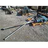2 HP CHEMINEER AGITATOR, MODEL 2 HTA-2