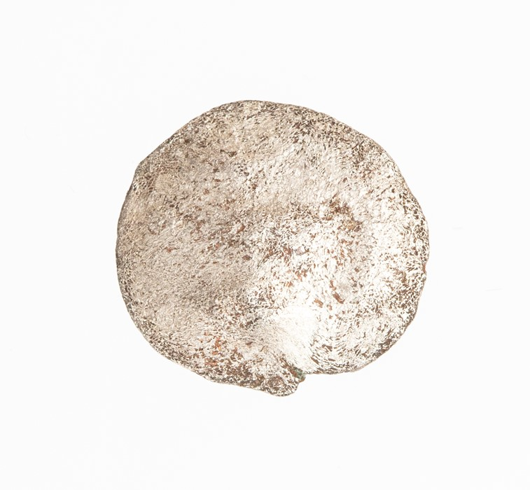 Lot 15 - An uninscribed silver quarter stater of the Southwestern region/Durotriges, dating c. 50-10 BC.