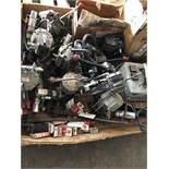 (9) SIGNODE PNEUMATIC SEAL FEED STRAPPING MACHINES, AND CRANSTON POWER STRAPPER WITH CONTROL BOX,
