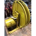 AERO-MOTIVE ELECTRIC CABLE REEL, 10 RING, WEATHERPROOF, MODEL 2345-55-310