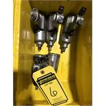 """(5) PNEUMATIC IMPACT WRENCHES, 1/2"""" DRIVE"""
