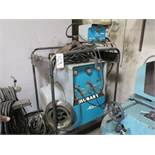 HOBART MULTI-WIRE WELDER, MODEL MC-500, 30 HP, 500 AMP, 3-PHASE, 220/440V, S/N 16DW-9672