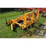 8' Reveal 4-N-1 Land Leveler, 3 pt, hyd adjust, lead shanks, hyd adjust rear harrow & roller