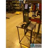 DAKE MODEL 1-1/2B STAND MOUNTED ARBOR PRESS