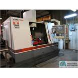 "TREE MODEL VMC-1060 CNC VERTICAL MILLING MACHINE; S/N 3189, 23"" X 49"" TABLE, 24-POSITION ATC, PC-"