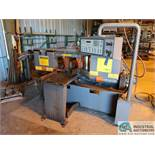 "12"" X 12"" HEM MODEL H90A-C AUTO HORIZONTAL BAND SAW; S/N 931206, APPROX. 24"" AUTO BAR FEED,"