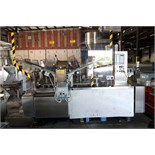 AUTOMATIC LOAD HOT AIR TUBE FILLER STATION FILLER, NORDEN MDL. NORDENMATIC 2000, 24-pocket rotary