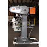 AUTOMATIC CAN SEAMER, CANCO MDL. 6, sgl. Head, atmospheric 40 CPM, currently set for 401 dia., on