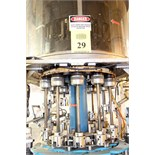 COMPLETE CAPPING SYSTEM, PCM MDL. RC12000, including 12-head rotary screw capper (modified for