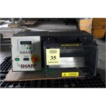 SIDEKICK AUTOMATIC BAGGER, SHARP PACKAGING SYSTEMS MDL. 03A10811