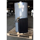 HOT WATER HEATER, VANGUARD MDL. 6E746A, 119.9 gal. cap., used for processing, S/N VG1199E0509