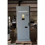 PLC CONTROLS, ALLEN BRADLEY, single door, 35W. x 19 ht. x 27 dia. elec. control enclosure