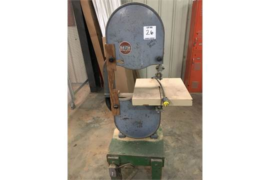 delta milwaukee 12 vertical band saw