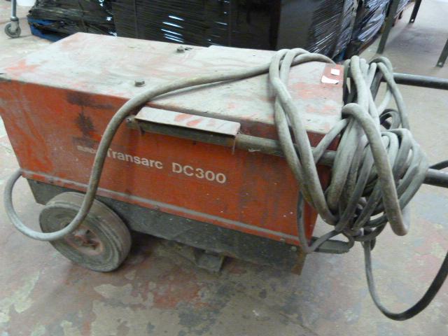 Lot 49 - Murex Transarc DST300 Welder
