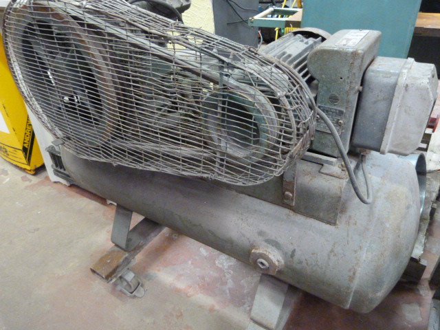 Lot 53 - Industrial Compressor