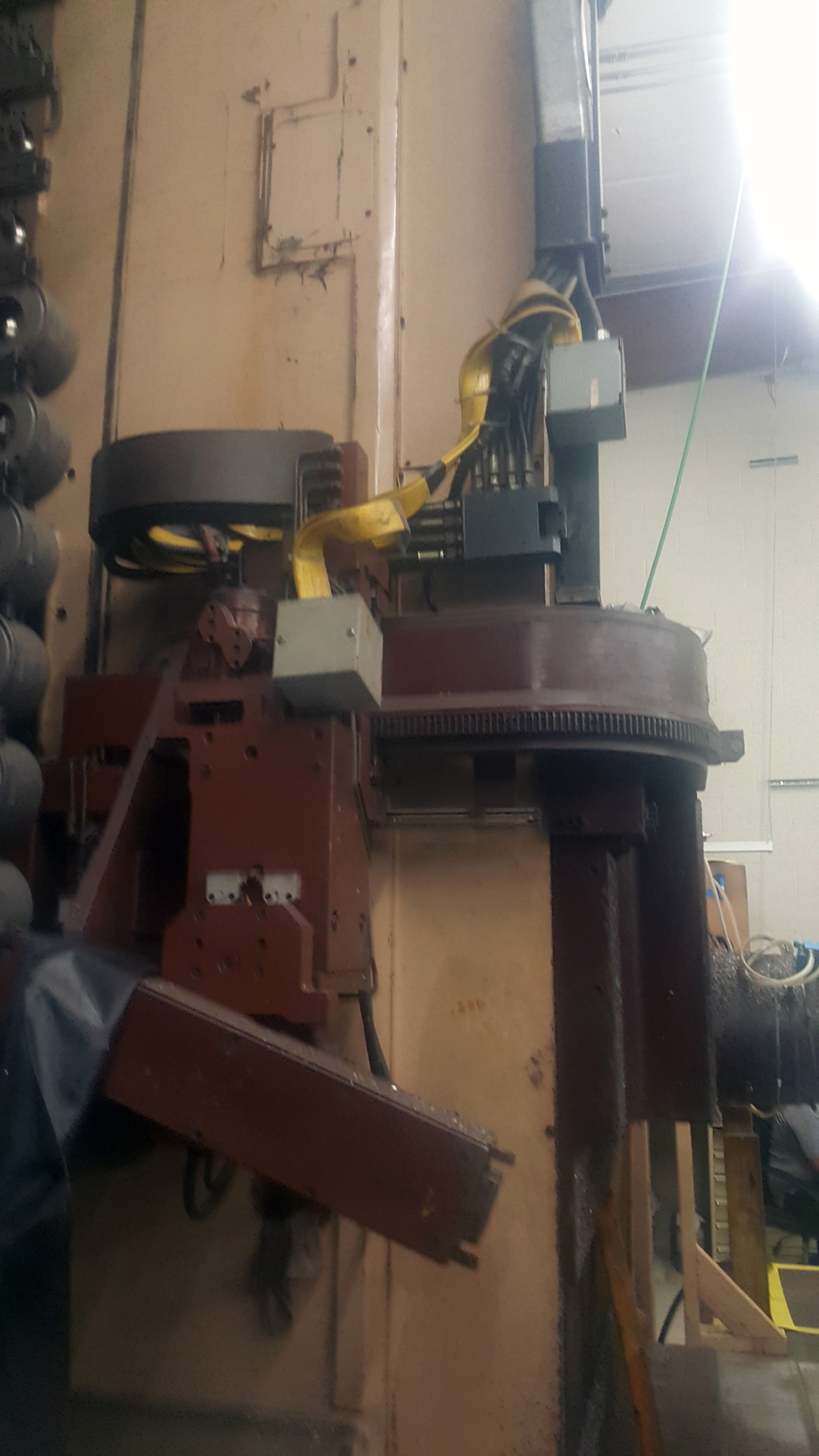 """Mandelli 5 Axis CNC Horizontal Machining Center With 43"""" Trunnion Rotary Table - Image 20 of 27"""