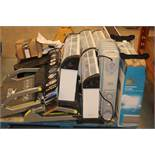 Pallet To Contain An Assortment Of Items Unboxed To Include Convector Heaters, Spray Mops, Oil