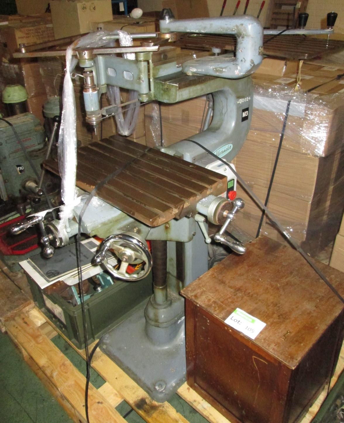 Alexander 2C Pantograph Machine