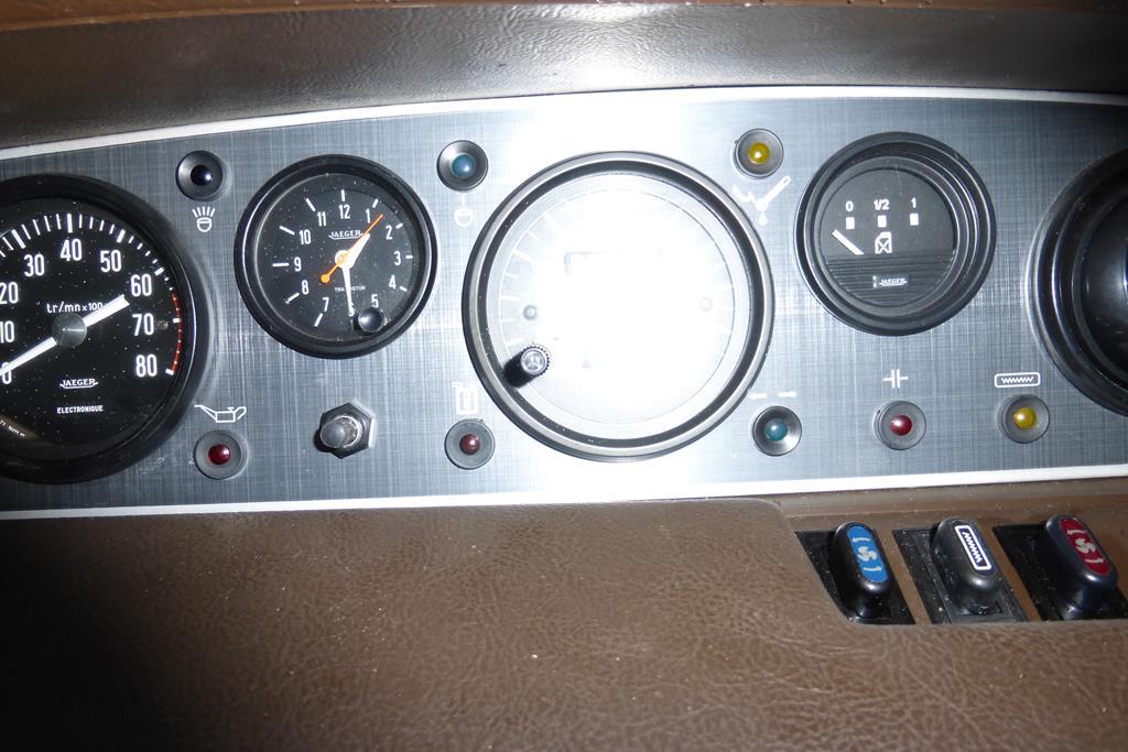 Lot 1000 - 01.8.76 Citroen GS Pallas TC Semi Auto 4 Door Saloon. 1222cc Petrol, Registration LFU 497R, 78 miles