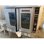 Garland master 200 oven in single or 3 ph, currently set up for 3 phase