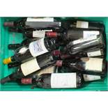Wines to include Penfolds 1992 Bin 2 shiraz Mourvedre, 1995 Mas des Laurieds,