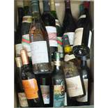 Various continental wines including 1994 Bourgogne Rouge, 1979 Chateauneuf Du Pape,