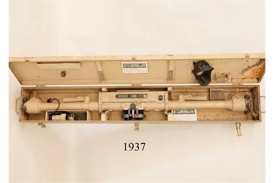 Entfernungsmesser Em 34 : Entfernungsmesser em 1 25 r42 sandfarben. komplett mit zubeh�r