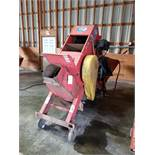 CP Manufacturing Can Flattener w/Blower Tube