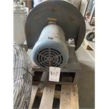 Blower For CP Manufacturing Can Flattener