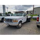 1994 Ford F350 Flatbed Truck