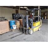 Yale Model E40136 Forklift
