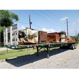 1998 Fontaine 48' Flatbed Trailer