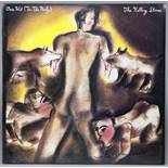 Francesco Clemente - The Rollings Stones. One Hit (To The Body). Maxisingle. CBS Columbia 1986.
